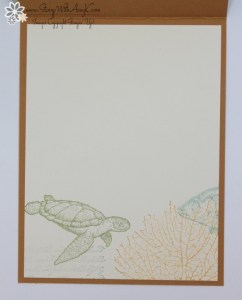 From Land to Sea 4 - Stamp With Amy K