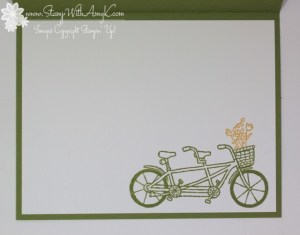 Pedal Pusher 4 - Stamp With Amy K