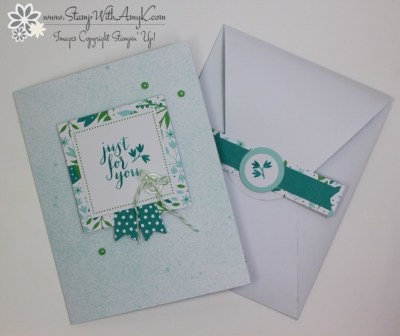 Pocket Full of Cheer 1 - Stamp With Amy K