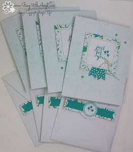 Pocket Full of Cheer 4 - Stamp With Amy K