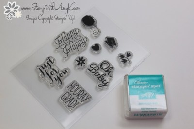 Pocket Full of Cheer 5 - Stamp With Amy K