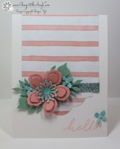 Watercolor Wishes 2 - Stamp With Amy K