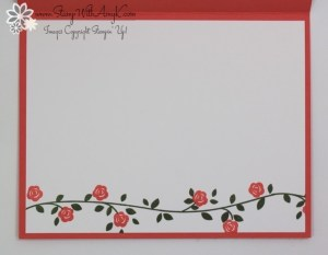 Floral Wings 4 - Stamp With Amy K
