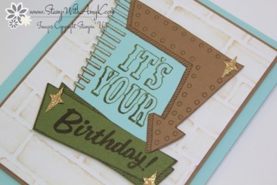 Marquee Messages 3 - Stamp With Amy K