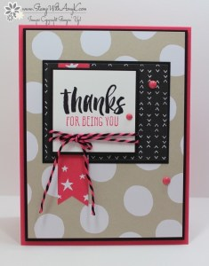 Suite Sayings 1 - Stamp With Amy K