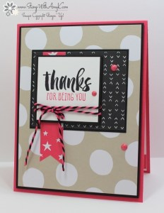 Suite Sayings 2 - Stamp With Amy K
