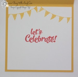 Confetti Celebration 4 - Stamp With Amy K