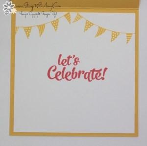 Confetti Celebration 4 - Stamp With Amy K