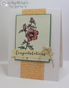 Fabulous Flora 2 - Stamp With Amy K