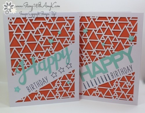 May Paper Pumpkin 2 - Stamp With Amy K