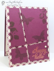Tin of Cards 2 - Stamp With Amy K