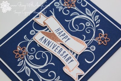 Banners For You 3 - Stamp With Amy K