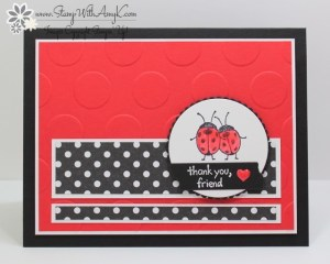 Love You Lots 1 - Stamp With Amy K