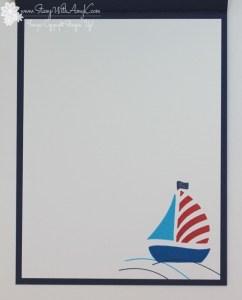 Swirly Bird 4 - Stamp With Amy K