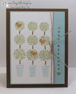Vertical Greetings 1 - Stamp With Amy K