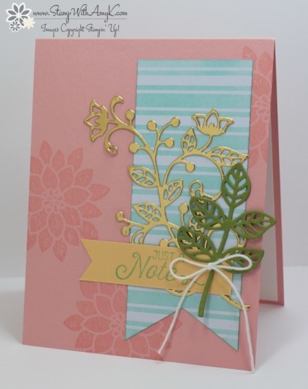 Flourishing Phrases 1 - Stamp With Amy K