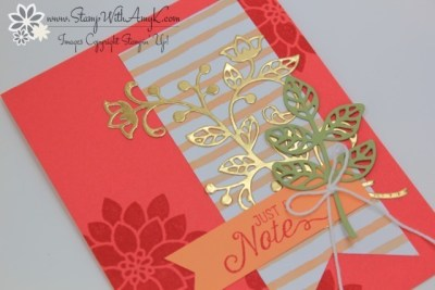 Flourishing Phrases 6 - Stamp With Amy K