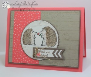 Love You Lots 2 - Stamp With Amy K