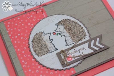 Love You Lots 3 - Stamp With Amy K