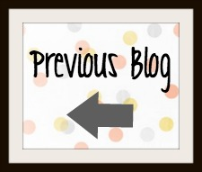 Previous Blog Button