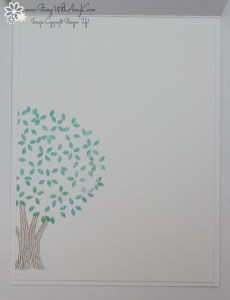 Thoughtful Branches 4 - Stamp With Amy K