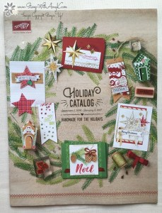 2016 Holiday Catalog - Stamp With Amy K