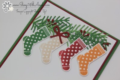 Hang Your Stocking 3 - Stamp With Amy K