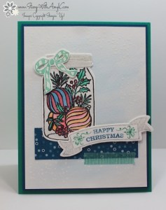 Jar of Cheer 1 - Stamp With Amy K