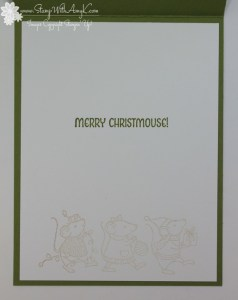 Merry Mice 4 - Stamp With Amy K