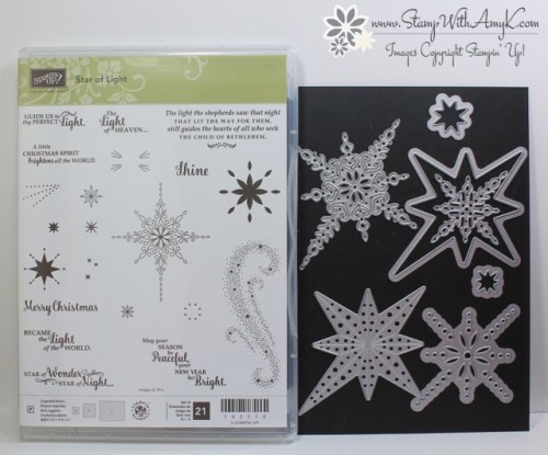 Star of Light 5 - Stamp With Amy K