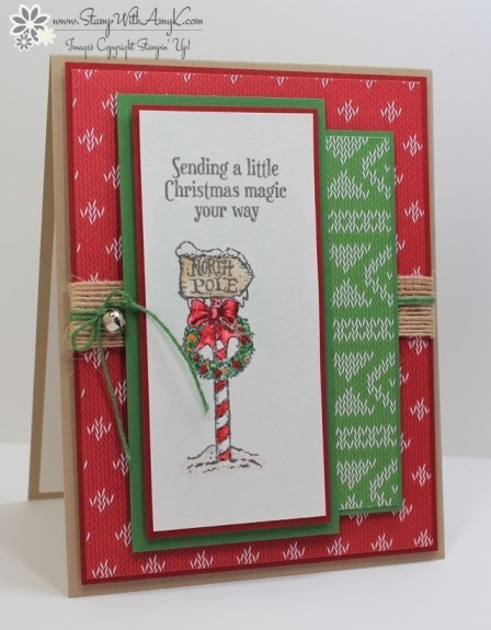 Christmas Magic - Stamp With Amy K