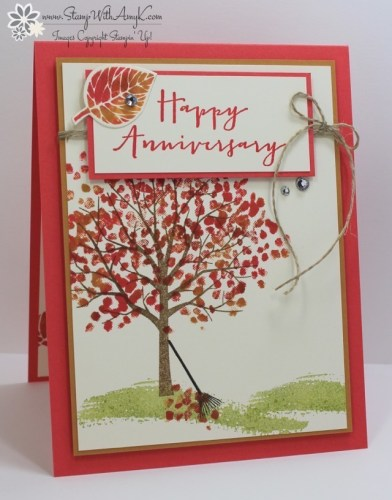 Sheltering Tree 5 - Stamp With Amy K