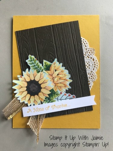 Sixteen Stampin' Up! Projects by Amy's Inkin' Krew ...