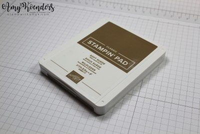 Stampin' Up! New Ink Pads - Stamp With Amy K