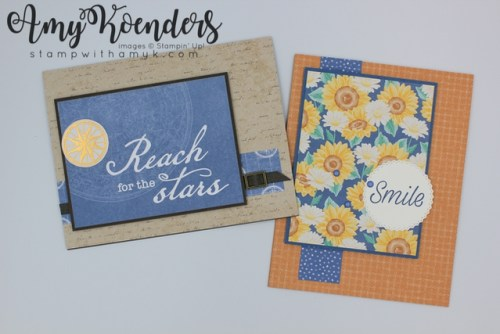 Stampin' Up! Memories & More Card Pack - Stamp With Amy K