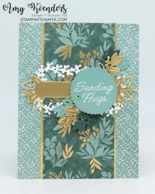 Stampin' Up! Eden's Garden Sneak Peek Hugs Card