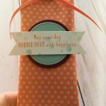 3D treat holder featuring the new Incolour Grapefruit Grove