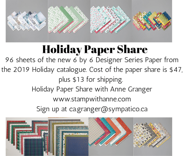 Holiday Catalogue 2019 Paper Share