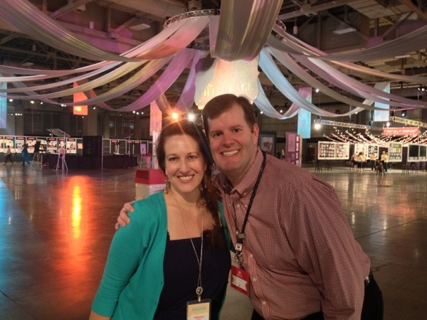 Shannon West and Brian King, Stampin' Up!