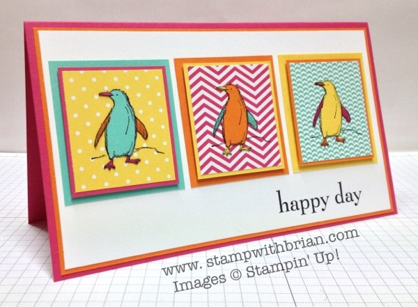 Zoo Review, Happy Day, Stampin' Up!, Brian King, PP170