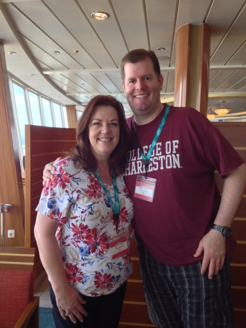 My Stampin' Up! Incentive Trip, Brian King