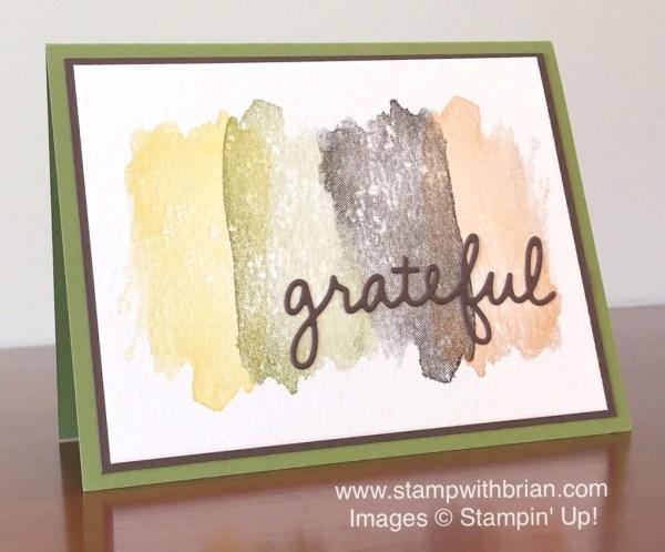 Perpetual Birthday Calendar, Seasonal Frames Thinlits Dies, Stampin' Up!, Brian King