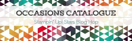 Occasions Catalog Blog Hop