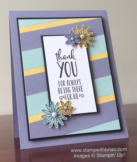 Grateful Bunch, Happy Happenings, Stampin' Up!, Brian King, PPA297