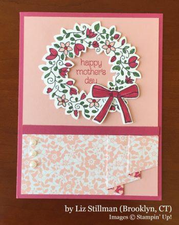 Liz Stillman, Brooklyn CT, Stampin' Up!, card swap