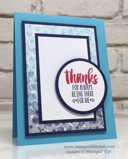 Petite Petals, Suite Sayings, Happy Happenings, Stampin' Up!, Brian King, FabFri90
