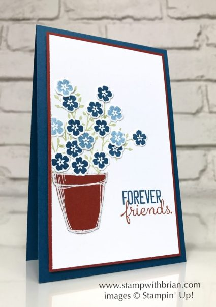 Crafting Forever, Jar of Love, Stampin' Up!, Brian King