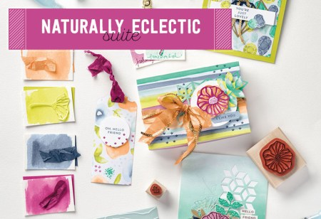 Naturally Eclectic Suite, Stampin' Up!
