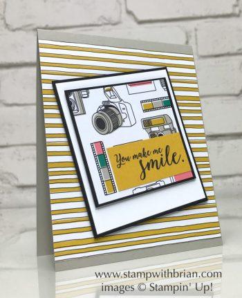 Colorful Seasons, Pick a Pattern Designer Series Paper, Stampin' Up!, Brian King