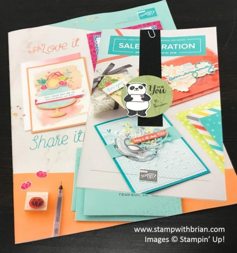 2018 Occasions Catalog and Sale-a-Bration Brochure